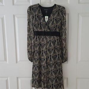🔥NWT INC Silk Dress